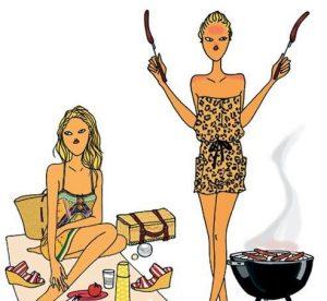 Le pique-nique à Hambourg ou l'éloge d'un bonheur ordinaire ✓ La sociologie du pique nique ✓ Manger n'est jamais la raison principale du pique-nique