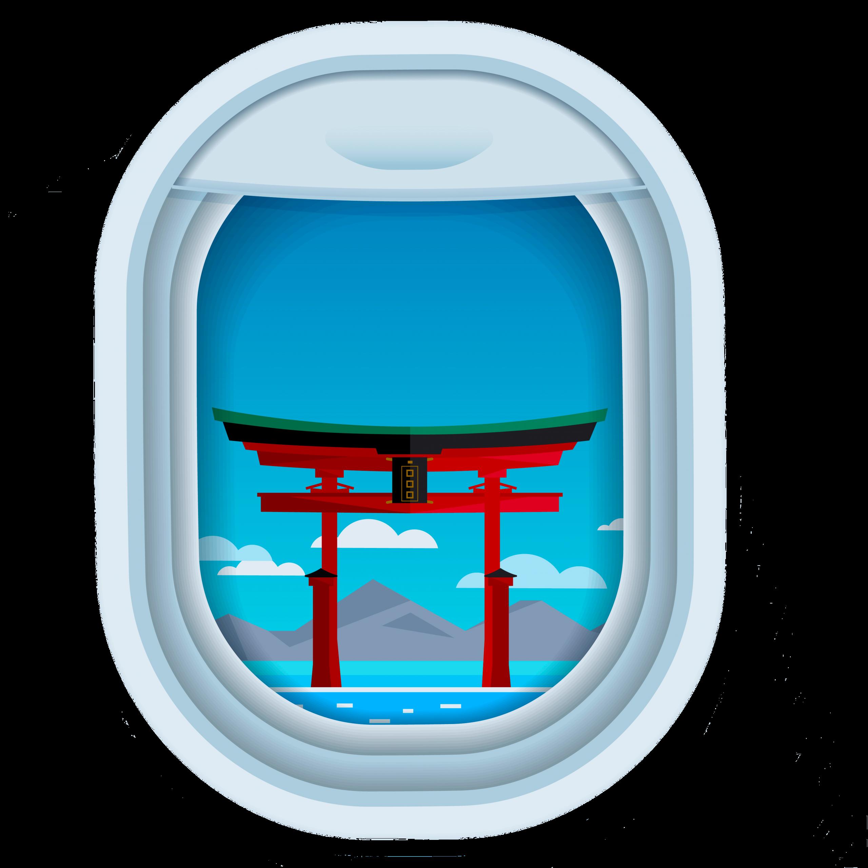 Reisen verkaufen leben in Japan samourai klein